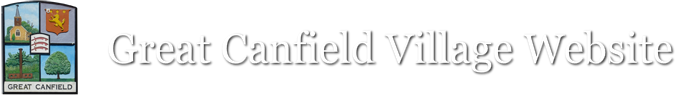 Great Canfield Village Website